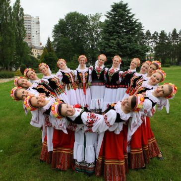 Gruppenvorstellung 60. Eurowoche:  Folk group VALACHOBNIKI of the Belarusian State University of Culture and Arts (Minsk, Weißrussland)