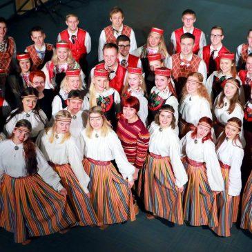 The Groups of the 60th. Eurowoche:  TLÜ rahvatantsuansamble SOLVEDAJA (Tallinn, Estonia)