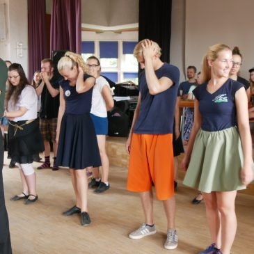 Workshop Results: LINDY HOP by Katrin Oertel and Boris Naumann