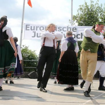 "Report ""61st European Youthweek at Ludwigstein Castle"" (Christian Blasi)"