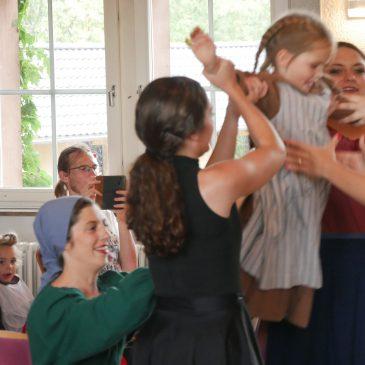 Improvisation Dance Workshop – Eurowoche 2019