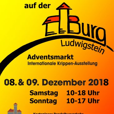 34th Advent at Ludwigstein Castle