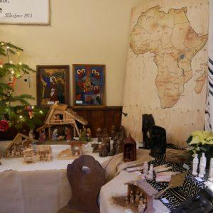 Krippenausstellung: Schwerpunkte Afrika, Polen