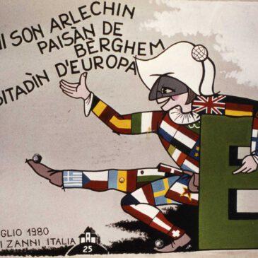 Harlekin made by Gli Zanni, Italy 1980