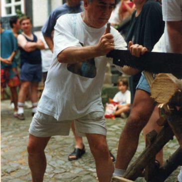 Eurowoche 1991 und 1992
