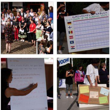 """Workshop """"Eurowochenwörterbuch"""" 2"""