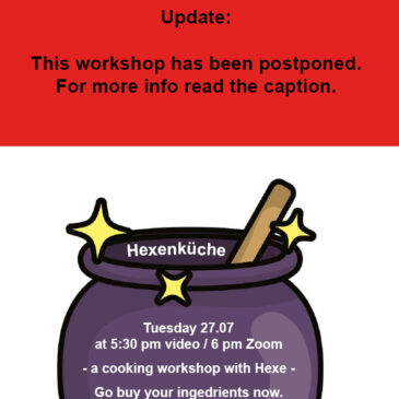 Hexenküche – Workshop