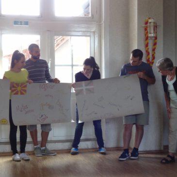 """Workshop """"Eurowochenwörterbuch"""" 5"""
