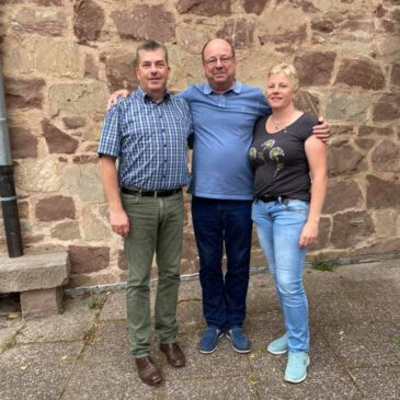 Der Arbeitskreis verlebt ein Vereinswochenende auf Burg Ludwigstein
